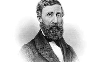 Thoreau y el Bhagavad Gita