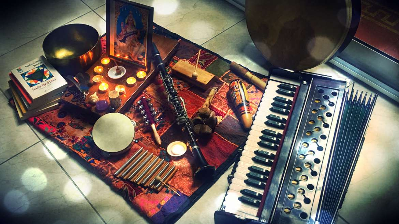 La sagrada tradición del Kirtan o canto devocional