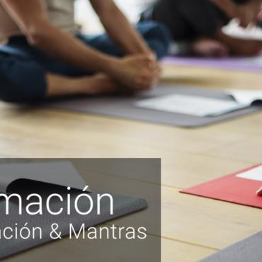 Formación en Meditación y Mantras