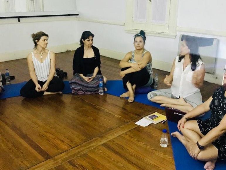 🔥 Empezar las clases 🔥 Profesorado de Meditación.