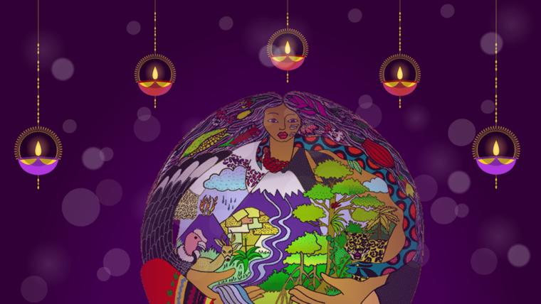 Canto de Mantras: en Marzo la Divina Madre
