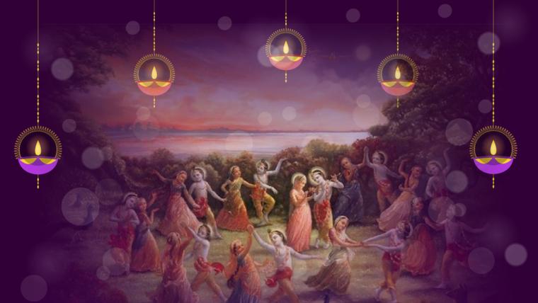 Canto de Mantras: en Mayo Krishna
