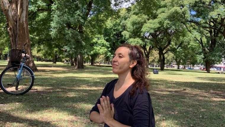 Mi primer encuentro con el Yoga