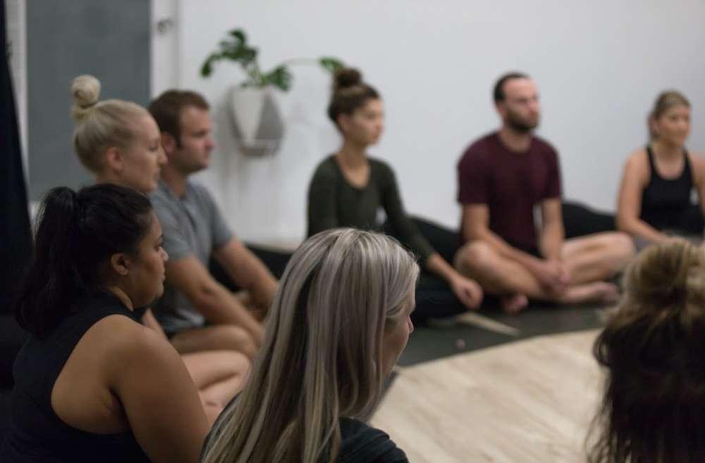 Módulo de Meditación de la Formación