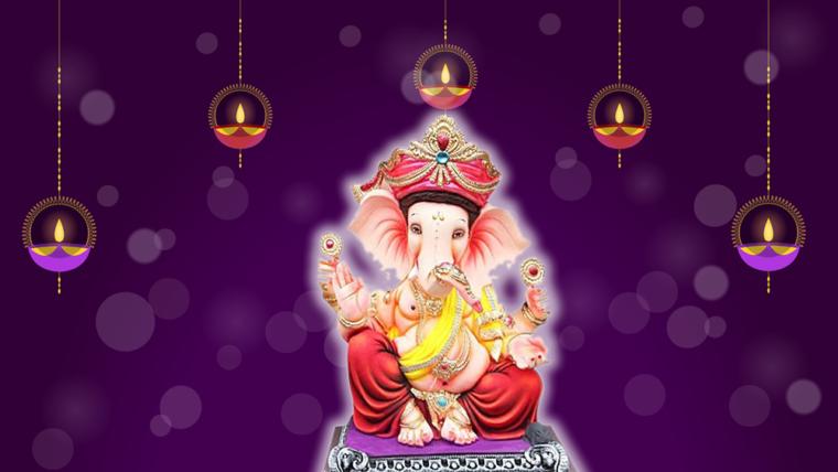 Canto de mantras: en Septiembre Ganesha