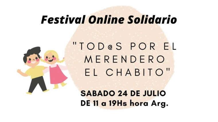 Canto de mantras en el Festival online solidario